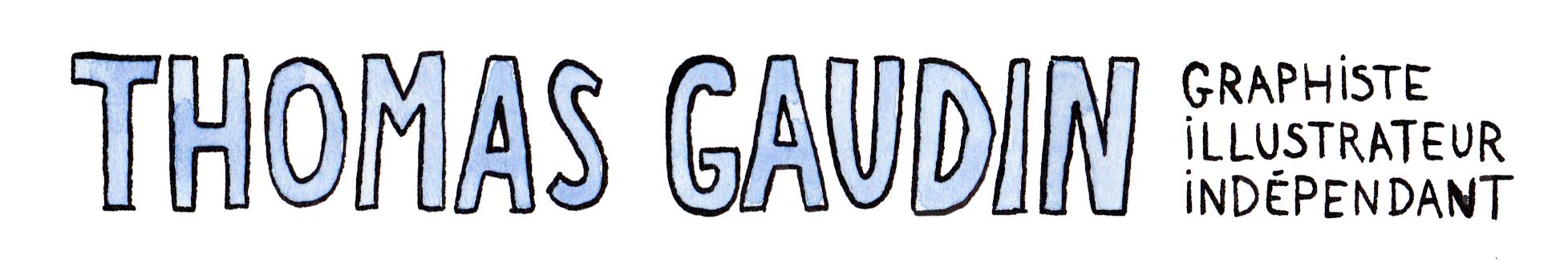 Thomas Gaudin